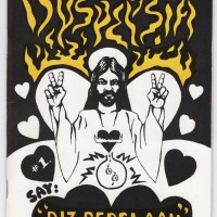 DYSPEPSIA #1 underground comix MICHAEL RODEN Mary Fleener DENNIS WORDEN Willis BOB X Cody 1986