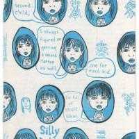 SILLY DADDY #15 small press comic JOE CHIAPPETTA minicomix zine 1997