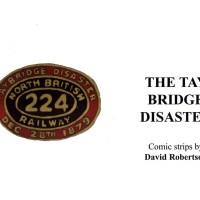 The Tay Bridge Disaster by David Robertson