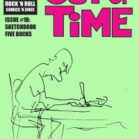 PRE ORDER: Out of Time: Sketchbook (Ships August 2021)