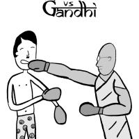 AP US History #4: Hitler vs Gandhi