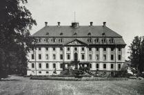 Kunstdenkmäler 1939, Pförten, Schloss, Ansicht Seefront