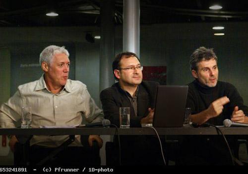 Michel hoessler henri bava olivier philippe les 3 for Agence architecte paysagiste paris
