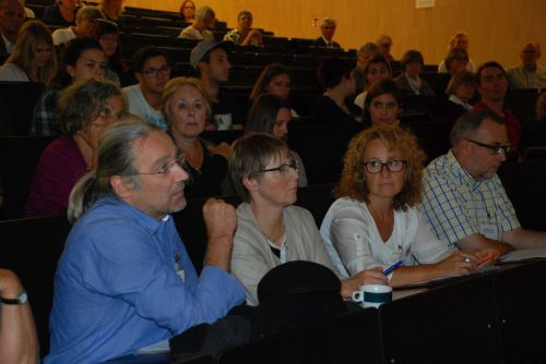 Diskussion im Plenum
