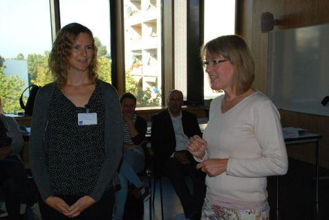 Fokus F mit Xenia Roth