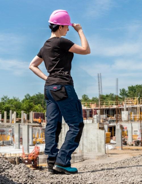 Multi-pocket work pant for women - P&F Workwear