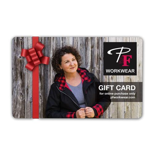 P&F Workwear Virtual Gift Card V3