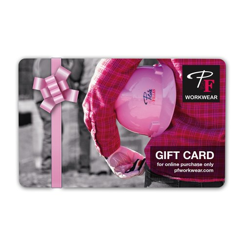 P&F Workwear Virtual Gift Card V12