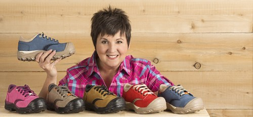 Safety shoes for women - P&F Workwear