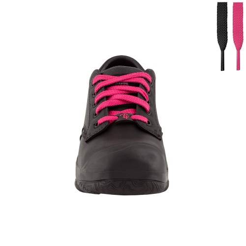 Women's steel toe safety shoes