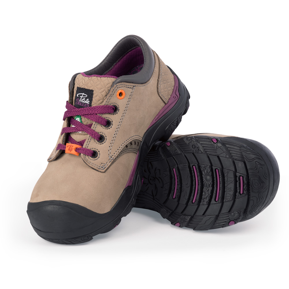 30c702b369453 Women's steel toe safety shoes | Slip resistant | Free Shipping