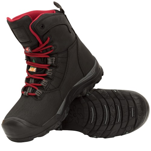 Womens insulated safety boots