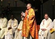 Pfarrer Gerald Gump. 50. Geburtstag 50. Tauftag 25 Jahre Priester ©Andreas Robanser