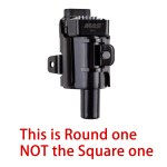 Round Ignition Coil On Plug Pack For Chevrolet Silverado Avalanche D585 Uf262 Ebay