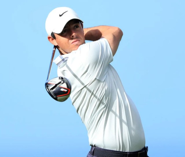 Rory Mcilroy Is One Of The Nine Newcomers To The Sentry Tournament Of Champions