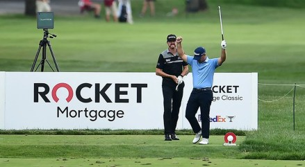 Ryan Armour makes quiet ace at Rocket Mortgage Classic