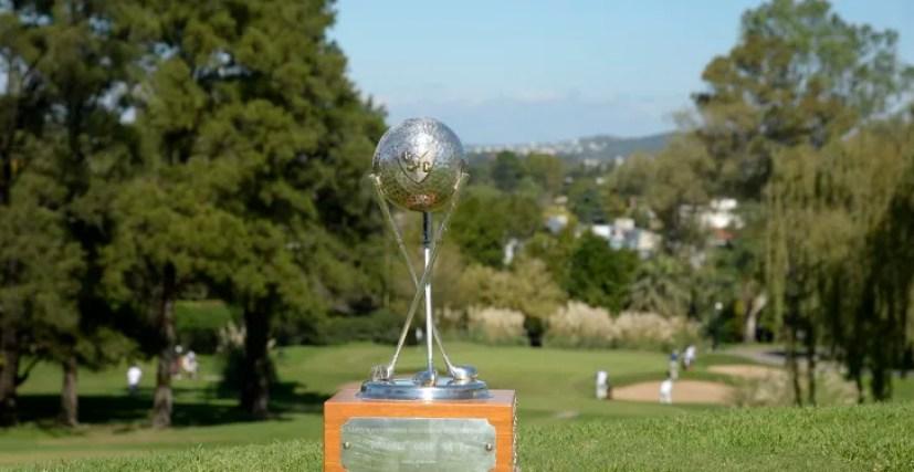 La 'Copa Challenger' es el nombre del trofeo oficial de la competencia que tendrá lugar esta semana en el Córdoba Golf Club. (Enrique Berardi/PGA TOUR)