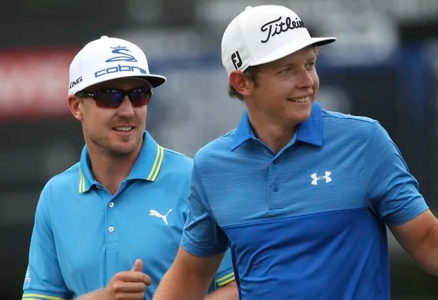 Blixt, Smith extend lead at Zurich Classic