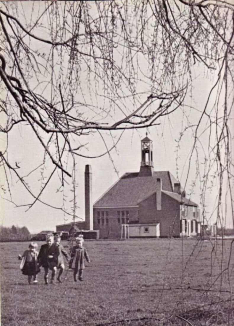 Nostalgische foto's van de Zuiderkerk uit 1953