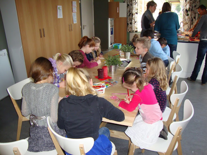 Kindernevendienst & Kinderdienst