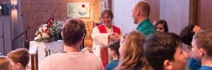 Bevestiging en intrede van Mirjam Vermeij als predikant van De OPen Hof Kerk in Aalsmeer