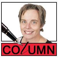 Column Ds. Mirjam Vermeij:  December -Kijken naar de hemel