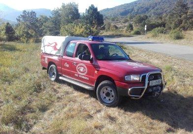 Prodano gasilsko vozilo