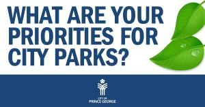 Parks priorities