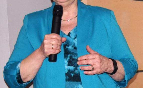 Prince George-Valemount MLA Shirley Bond