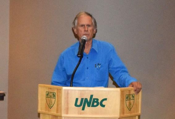Cariboo Regional District chair Al Richmond