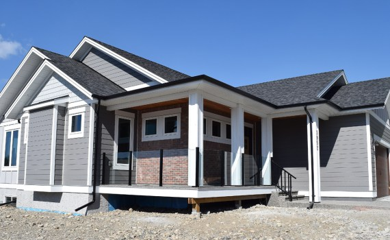 Prince George Hospice's Dream House that could be yours. You just need to buy a ticket.