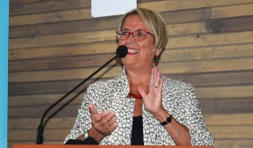 Mental Health and Addictions Minister Judy Darcy