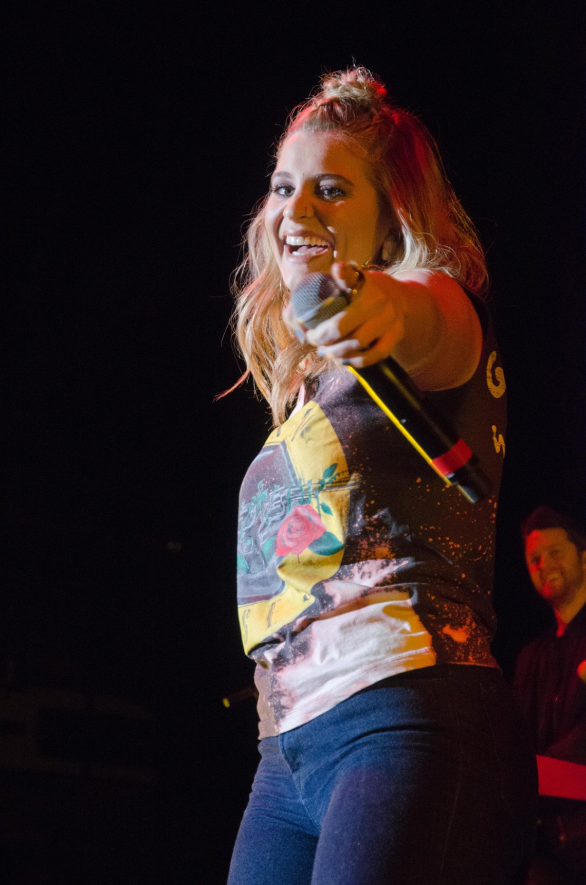 Lauren Alaina opened for Dallas Smith at CN Centre Wednesday night. Jim VanderPloeg photo jimvdp@live.ca