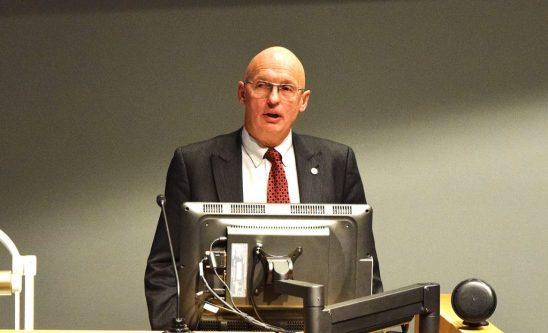 Vanderhoof Mayor Gerry Thiessen