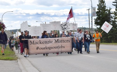 Paper Excellence permanently closes Mackenzie pulp mill