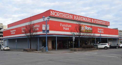 Northern Hardware closing its doors