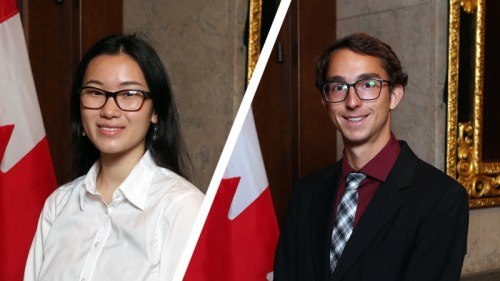 UNBC alumni gaining experience on Parliament Hill