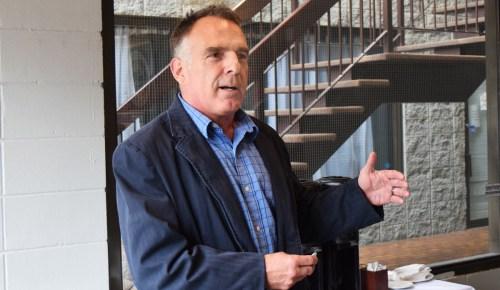Brian Skakun is seeking his sixth term on city council.