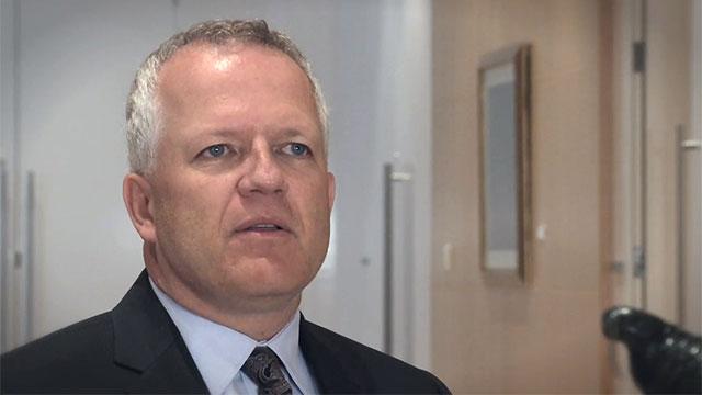 Rick Gateman, Coastal Gaslink president