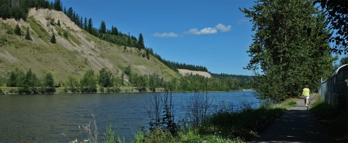 High streamflow advisories issued for Prince George and Mackenzie areas
