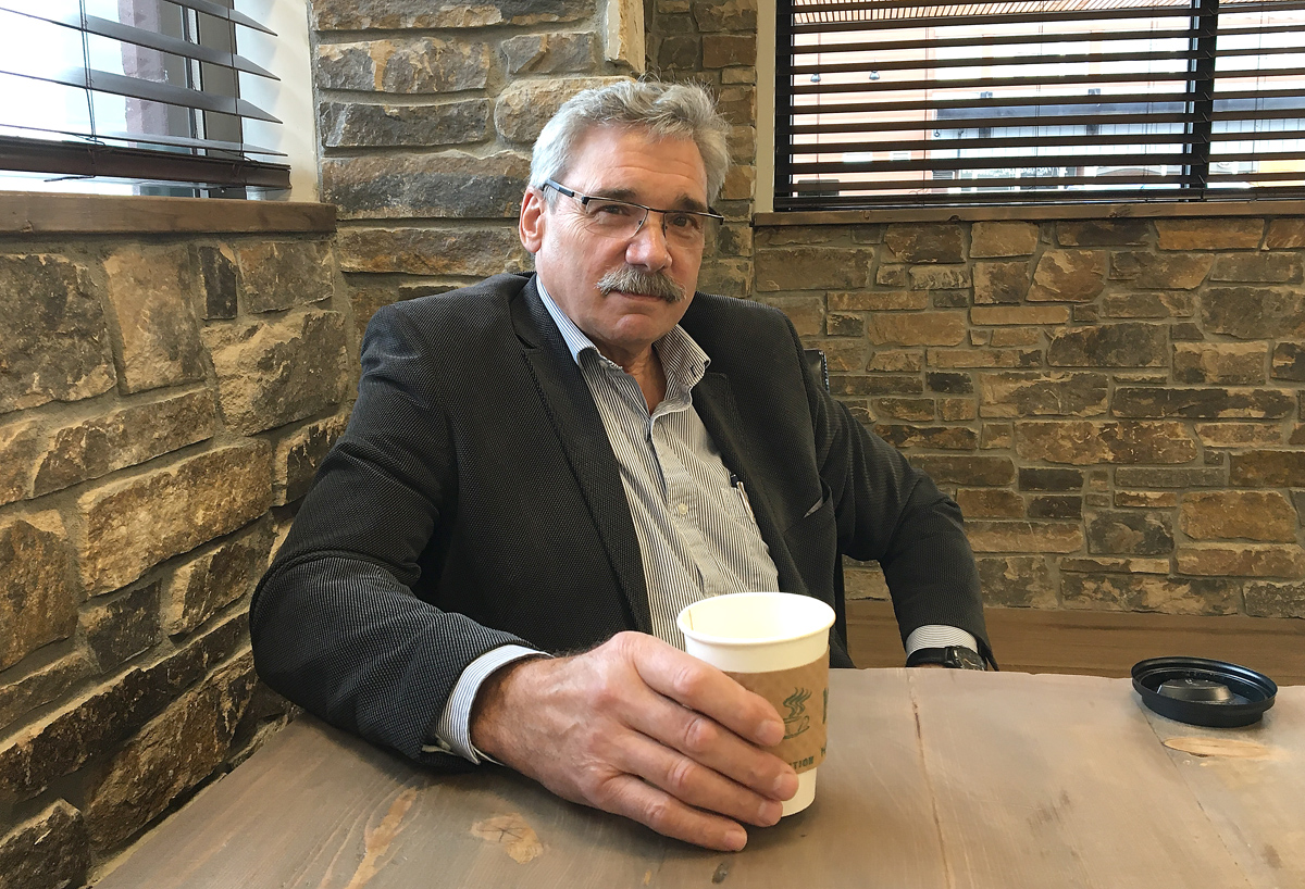 Talk PG panel talks with Liberal candidate Mike Morris at noon today on Facebook live