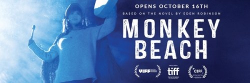 Grace Dove stars in Monkey Beach