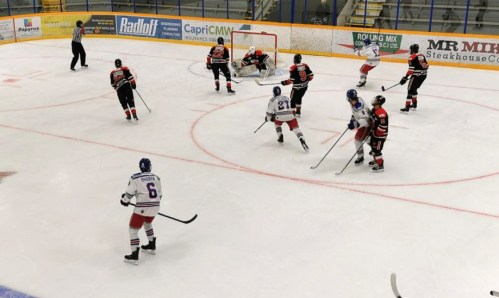 Spruce Kings drop 2-1 decision to Centennials in first pre-season game