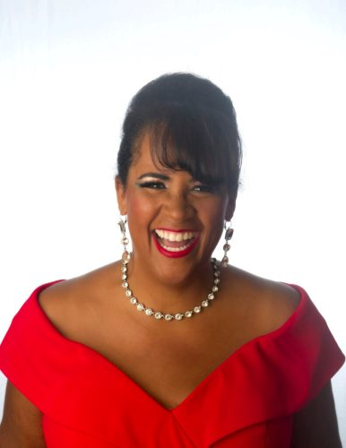 Maureen Washington to open Coldsnap January 29