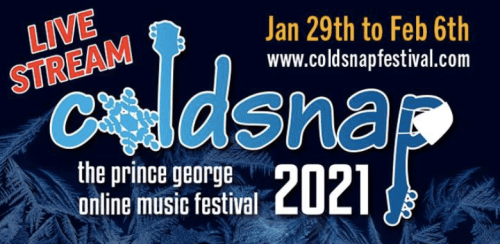 Barney Bentall joining Coldsnap line up