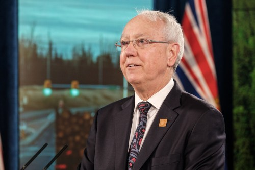 Province gives $7.22 million to Wet'suwet'en hereditary chiefs