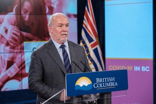 B.C. bringing in paid sick leave program