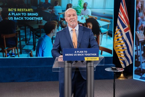 B.C. prepares to safely move to Step 2 of its restart plan