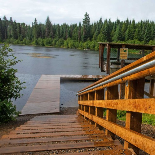 City increasing access, adding upgrades to Shane Lake at Forests for the World
