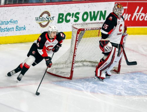 Two Cougars attending NHL development camps